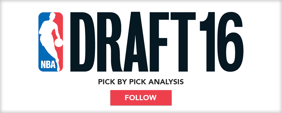 Draft Coverage 2016